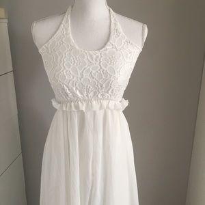 Dresses & Skirts - White Sundress - SMALL